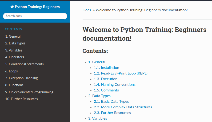 Python for Beginners Thumbnail